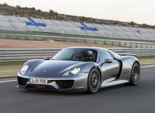 Porsche918Spyder
