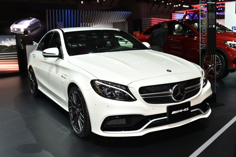 Mercedes-AMG-C63S