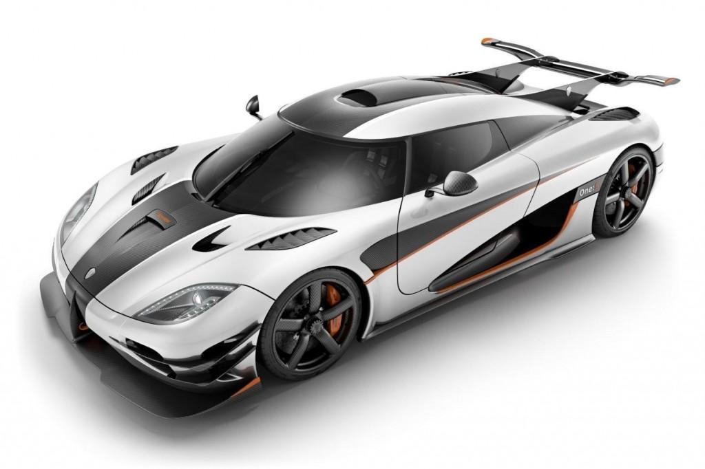 6.) Koenigsegg One2.0M