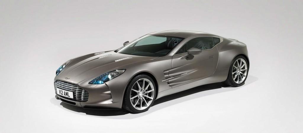 7.) Aston Martin One-77 ($1.4M)