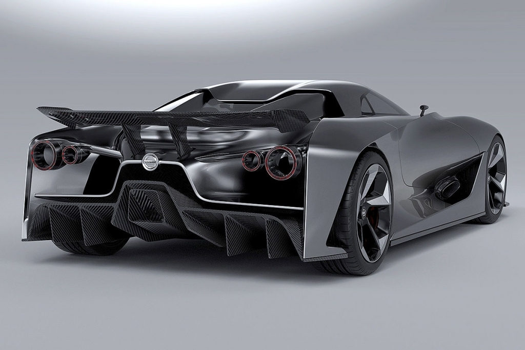 2018 Nissan GTR 2018 nissan gt r the new generation of nissan gt r  Models Photo
