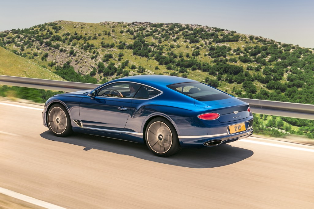 2019-Bentley-Continental-GT-rear-three-quarter-in-motion-01 - Copy