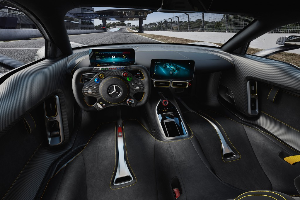 Mercedes-AMG-Project-ONE-cabin