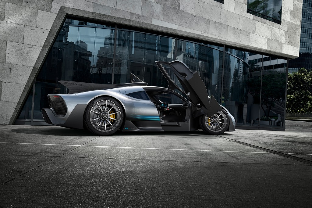 Mercedes-AMG-Project-ONE-doors